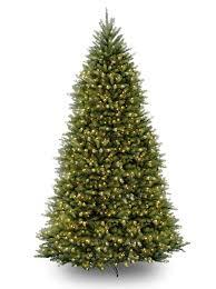 12 pre lit tree living 12 ft pre lit douglas