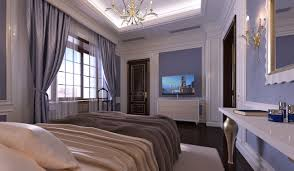 indesignclub stylish and luxury guest bedroom interior in art
