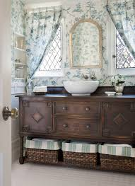 Cottage Style Bathroom Vanities by 181 Best Country Bathrooms Images On Pinterest Bathroom Ideas