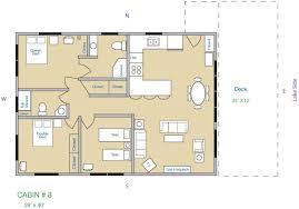 3 bedroom cabin floor plans beautiful modern 3 bedroom cabin plans for kitchen bedroom