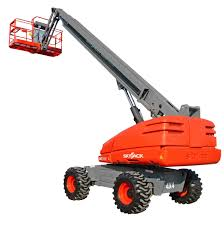 new genie s85 4wd cherry picker iaps group genie cherry picker