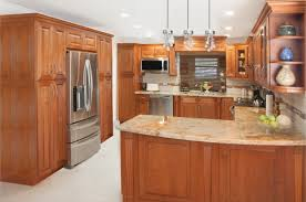 coffee glaze kitchen cabinets raised panel all wood