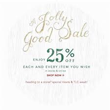 anthropologie black friday 25 all items the