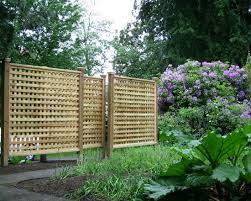 exterior design rock garden asian landscape lattice screen