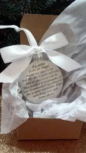 memorial gifts for loss of in memory grandmother memorial christmas ornament sympathy gift