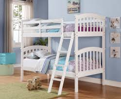Columbia Bunk Bed Columbia Bunk Bed White