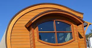 pod house from shelter dynamics insidehook