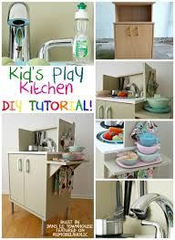 ikea kitchen cabinets for sale kijiji remodelaholic play kitchen from microwave stand