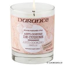 odeur de cuisine bougie parfumée anti odeurs de cuisine actif breveté