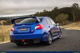 subaru impreza wrx initial d ausmotive com my15 subaru wrx sti u2013 australian pricing u0026 specs