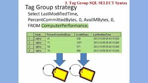 osisoft read rdbms sql data with a tag group query pi rdbms