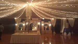 wedding arches with lights wedding decoration ideas wedding tulle decorations with lights