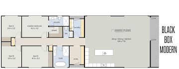 narrow home floor plans lusion