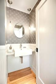small powder room sinks powder room sinks powder room sink with bulb pendant lights powder