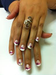 nail art 35 archaicawful french manicure nail art pictures design