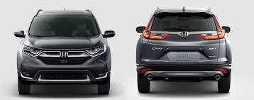 Honda Crv Interior Pictures 2017 Honda Cr V In Greensboro