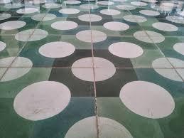 Avente Tile Talk March 2012 Avente Tile Talk Custom Cement Tile Pattern Creates Contemporary
