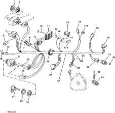 john deere stx38 wiring diagram wiring diagram and schematic design
