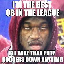 A League Memes - full retard rg3 imgflip