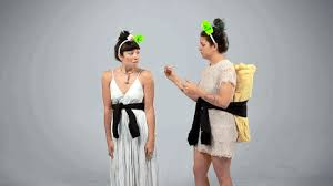 Halloween Sushi Costume Impossibly Cute Diy Bff Halloween Costumes