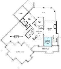 bear lake cottage rustic house plans luxury house plans