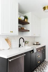 kitchen design cabinets above sink 6 tips for small kitchen design studio mcgee