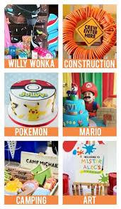 birthday party themes birthday party themes