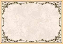 modern certificate border printable vintage backgrounds