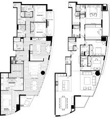 custom floor plans high rise luxury condo in downtown offers homes with custom