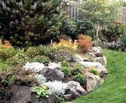 River Rock Garden Bed Rock Garden Beds This Look Of The Rock Gardening
