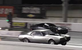 2000 corvette quarter mile supercharged corvette stingray vs camaro in