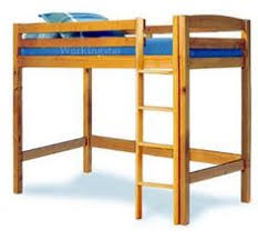 solid loft bed plans college dorm u0026 child loft beds college