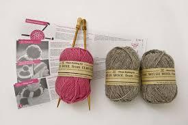 knitting kits the knit box