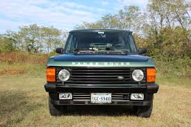 land rover classic 91 range rover classic enthusiast owned records to day 1 99