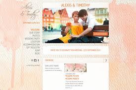 free wedding websites with wedding wedding websites templates free beautiful