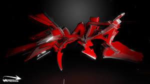red graffiti wallpaper wallpapersafari