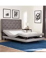 Reverie 7s Adjustable Bed Here U0027s A Great Price On Refurbished Reverie 7s Upholstered Queen