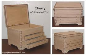 Free Wood Plans Jewelry Box by Woodworking Ija Wood Box With Lid Plans