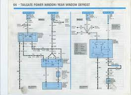 tailgate window diagram needed 80 96 ford bronco ford bronco