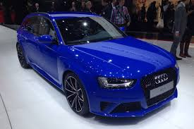 special edition audi rs4 avant nogaro introduced auto express