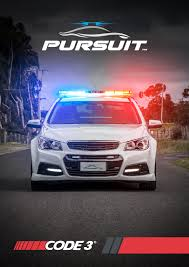 code 3 pursuit light bar code 3 pursuit led lightbar 25 series esg asia pacific