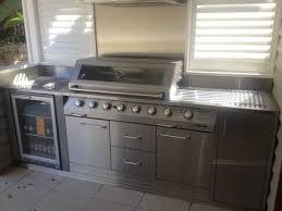 stainless steel cabinets for outdoor kitchens cute outdoor kitchen cabinets come with stainless steel double