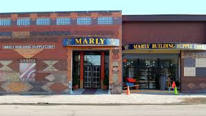 marly building supply and materials masonry concrete and