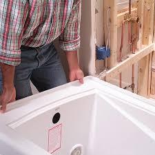 Plumbing For Bathtub 12 Things To Consider When Buying A New Bathtub Family Handyman