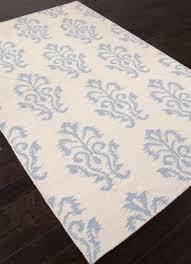 Powder Blue Area Rug Flat Weave Rugs At Rug Studio