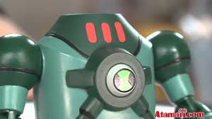 ben 10 nrg toy ultimate alien toy review unboxing youtube