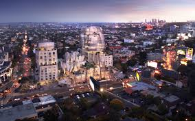 frank gehry curbed la