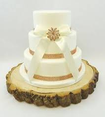 gold wedding cake topper gold wedding cake bridal brooch ribbon diamante trim cake