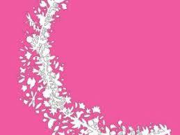 pochoir chambre fille pochoir p bo déco une couronne florale pour une chambre de