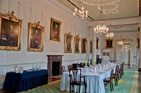 The State Dining Room Picture Of Dublin Castle Dublin TripAdvisor - Castle dining room